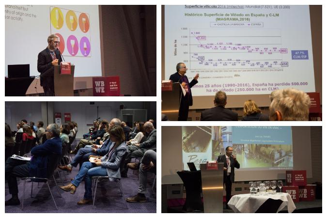 Las tendencias de futuro del vino a granel, el debate en Amsterdam