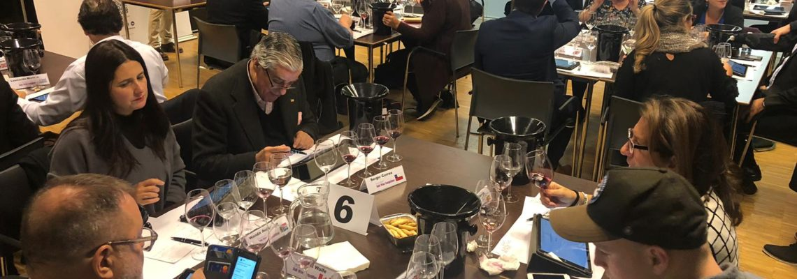 Why should your wines participate in the International Bulk Wine Competition (IBWC)?